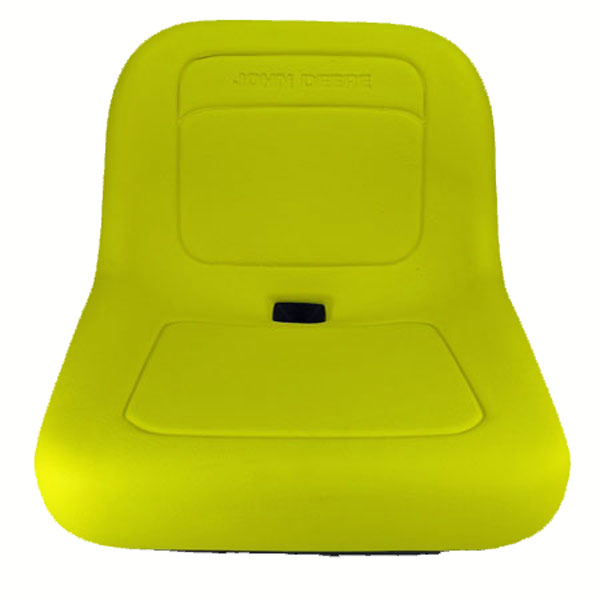 John Deere Complete High-Back Seat Assembly - AM131531 - See product detail for serial number range