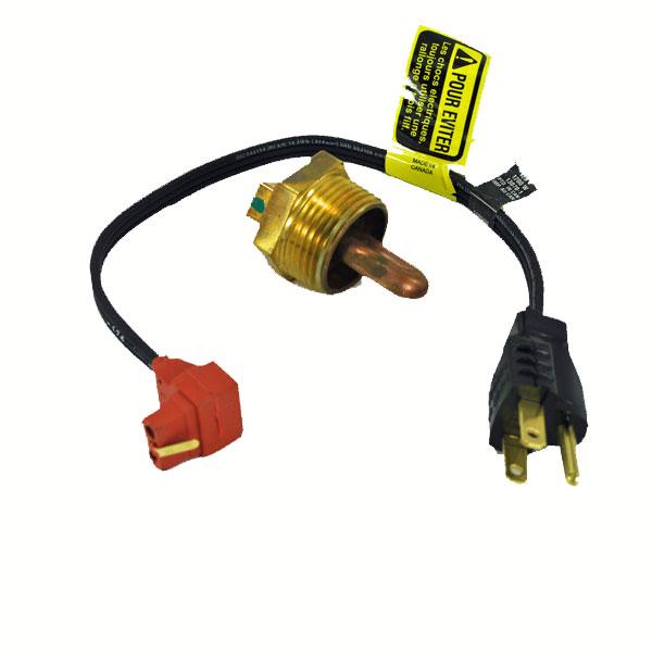 John Deere Engine Coolant Heater Kit - AR87167