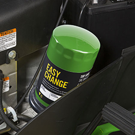 John Deere Easy Change 30 Second Oil Change System Auc12916