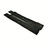 John Deere Mower Blades (42-inch cut)(2 required)(Replaces GY20850) - GX22151