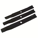 John Deere Standard Mower Blade For 60, 160 & 261 Mower Later Version (3 required) - M141785