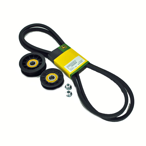 belt diagram d110 john deere traction drive belt and idler kit gx20006kit1  john deere traction drive belt and