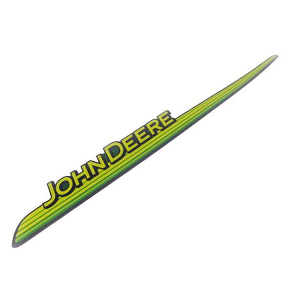 John Deere Right Hand Hood Stripe Decal - M145994