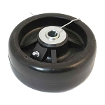 John Deere Gauge Wheel - With grease zerk - See detailed description for specs - AM104126