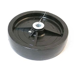 John Deere Gauge Wheel - With grease zerk - See detailed description for specs - AM107561