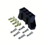 John Deere Fuse Block Holder Kit - AM108846
