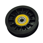 John Deere Flat Idler Pulley - AM115459