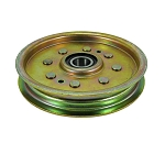 John Deere Flat Idler Pulley - AM121108