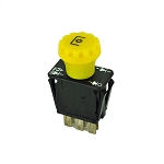 John Deere Electromagnetic PTO Clutch Switch - AM127393
