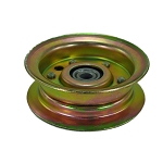 John Deere Flat Idler Pulley - AM135773