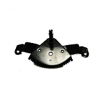 John Deere Steering Sector Gear - AM136297