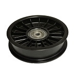 John Deere Flat Idler Pulley - AM138081
