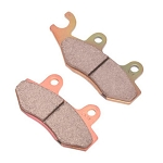 John Deere RH Front Brake Pad Kit - AM142477