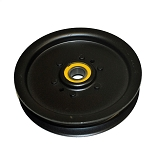 John Deere Flat Idler Pulley - AM143737