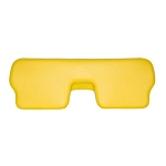 John Deere Yellow Bench Seat Bottom - AM147575
