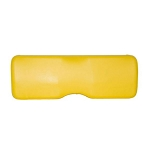 John Deere Yellow Bench Seat Back Rest - AM147576