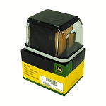 John Deere Snap-on Glass Fuel Filter - AR50041