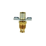 John Deere Radiator Drain Valve - AT13740