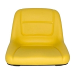 John Deere Seat Assembly with Armrest Mounts - AUC11367