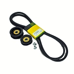 John Deere Traction Drive Belt and Idler Kit - GX20006KIT1