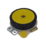 John Deere Front Tire and Wheel Assembly - GY21432