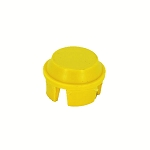 John Deere Yellow Gage Wheel Cap - M110572