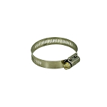 John Deere Worm Drive Stainless Steel Hose Clamp - TY22470 - 1-9/16-in thru 2-1/2-inch
