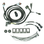 John Deere Roof/OPS Light Harness Kit - BM25731