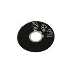 John Deere Ignition Switch Decal - M94069