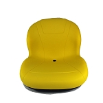 John Deere Seat Assembly with Armrest Mounts - AUC14765
