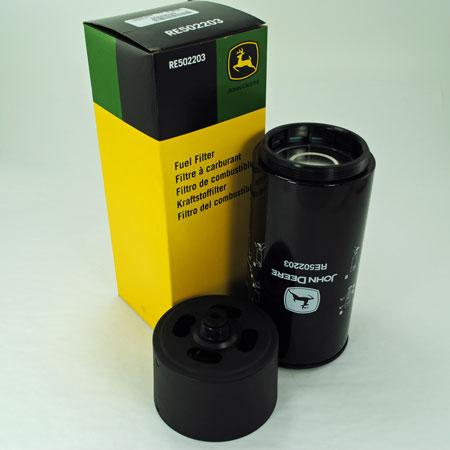 John Deere Primary Fuel Filter Element RE502203