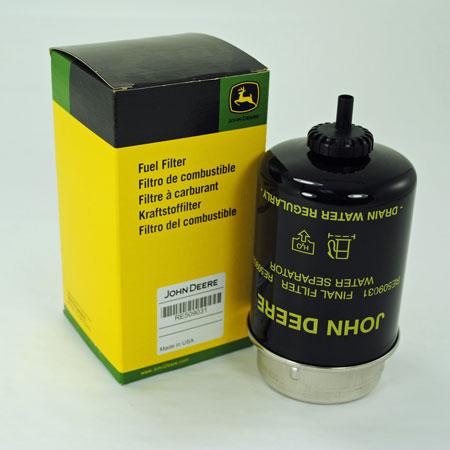 John Deere Fuel Filter Element Re509031