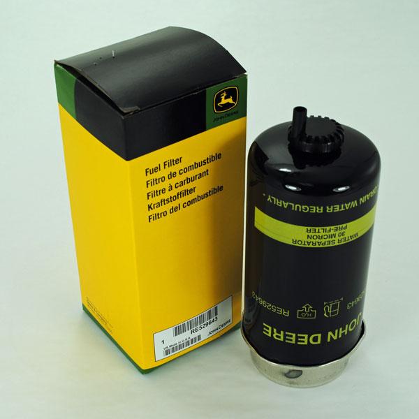 John Deere Spin On Fuel Pre Filter Re541922
