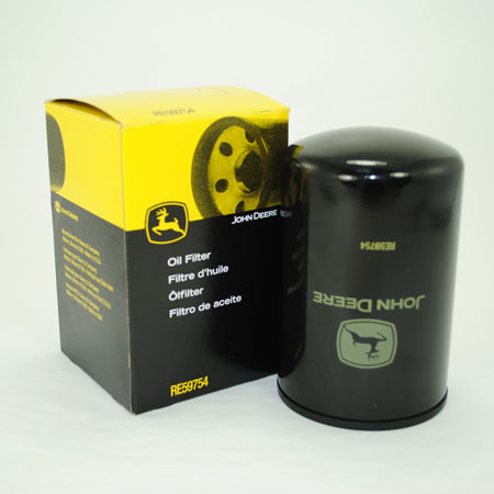 John Deere Spin On Engine Oil Filter Re59754