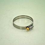 John Deere Worm Drive Stainless Steel Hose Clamp - TY22471 - 1-13/16-in thru 2-3/4-inch