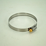 John Deere Worm Drive Stainless Steel Hose Clamp - TY22473 - 2-13/16-in thru 3-3/4-inch