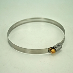 John Deere Worm Drive Stainless Steel Hose Clamp - TY22476 - 4-5/8-in thru 5-1/2-inch