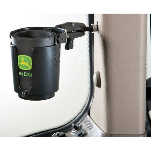 John Deere RAM Self Leveling Drink Cup Holder - BRE10152