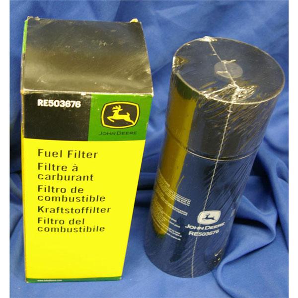 John Deere Gator Accessories >> John Deere Fuel Filter Element - RE503676