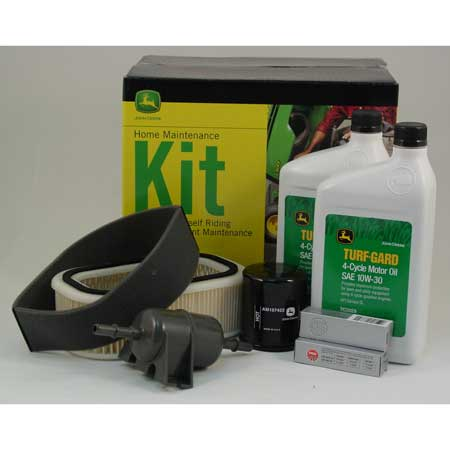 John Deere Home Maintenance Kit (Kawasaki) - LG188