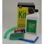 John Deere Home Maintenance Kit (B-Series, Briggs & Stratton with Foam Air Filter) - LG233