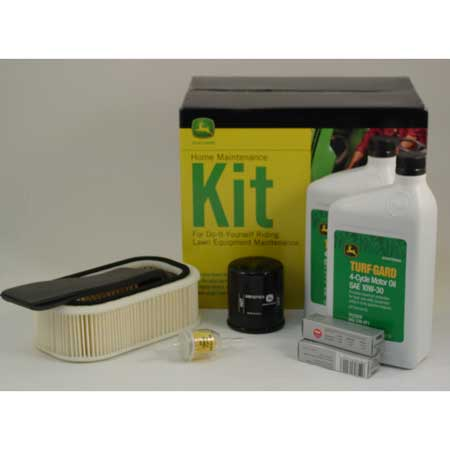 John Deere Home Maintenance Kit (Kawasaki) - LG237
