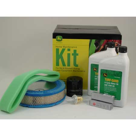 John Deere Home Maintenance Kit (Kawasaki) - LG246