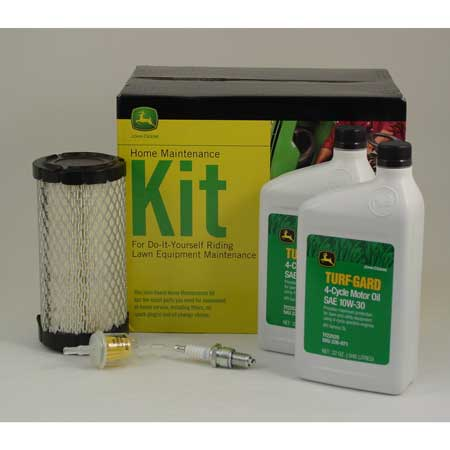 John Deere Home Maintenance Kit Kawasaki LG248