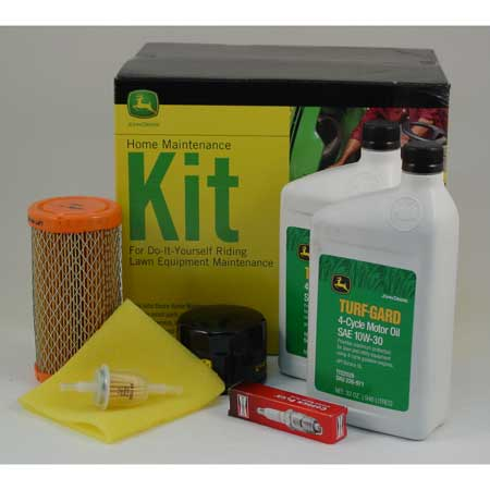 John Deere Home Maintenance Kit (Briggs & Stratton OHV) - LG262