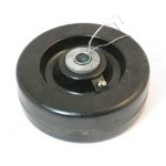 John Deere Gauge Wheel - With grease zerk - See detailed description for specs - AM107558