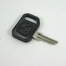 John Deere Ignition Key With Padded Grip Am131841