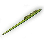 John Deere Left Hand Hood Stripe Decal - M145995