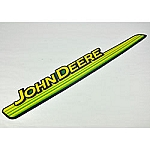 John Deere Model G100 Right Hand Hood Stripe Decal - GX21171