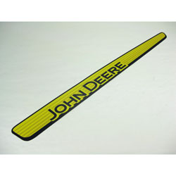 John Deere Right Hand Hood Stripe Decal - GX21912